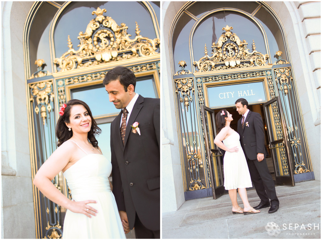 15.Blog-Collage-3 - SF City Hall Engagement Shoot - SepAsh Photography - sepash.com - Lili & Farzam