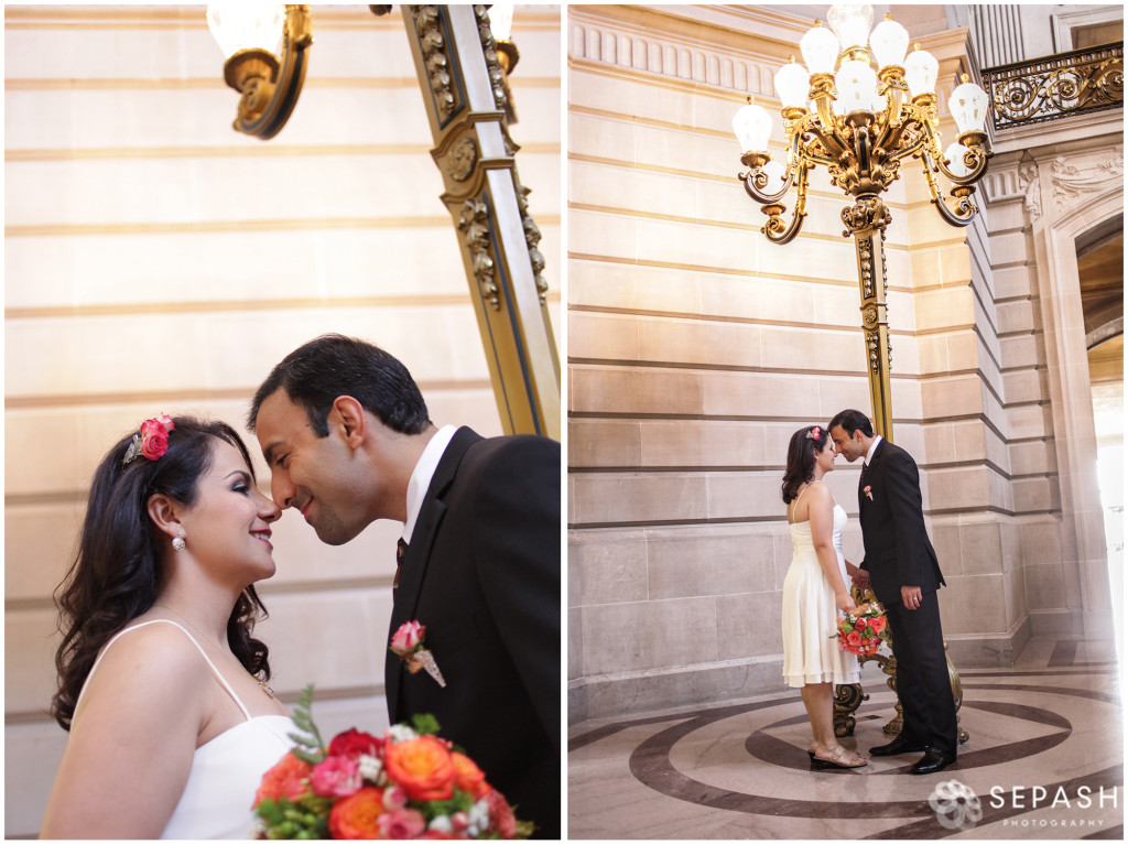 5.Blog-Collage-1 - SF City Hall Engagement Shoot - SepAsh Photography - sepash.com - Lili & Farzam