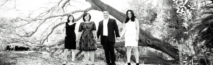 Hosseini Family – Los Gatos Family Photography
