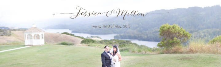 Jessica + Milton – Crystal Springs Golf Club Wedding Photographer